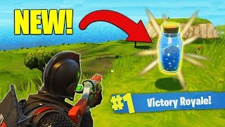 *NEW* Fortnite Update! New Potion, Traps and Loot!