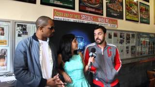 """CalTV E: """"Let's Be Cops"""" Interview with Jake Johnson and Damon Wayans Jr."""