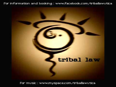 Tribal Law - Dancing With Remains