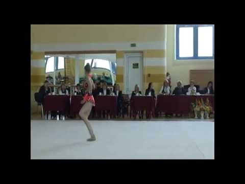 Zakrevskaya Anastsiya (1999) W/A RHYTHMIC GYMNASTICS Spartakiada OF SPORT SCHOOL BELARUS GRODNO