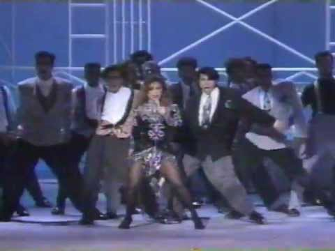 Paula Abdul 1990 Ama Intro Complete The Way That You