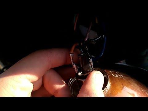Как сделать свет на мотоцикле минск