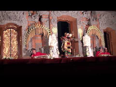 (HD)Ramayana Balinese Dance-バリ伝統舞踊・ラマヤナ