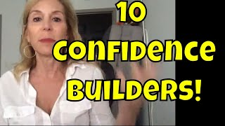10 Tips on Confidence & Dating For 2018 - Cougar KarenLee