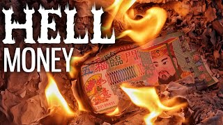 The Money Printed to be Burned