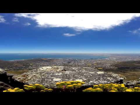 Table Mountain - December Holiday 2014