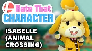 Isabelle - Rate That Character