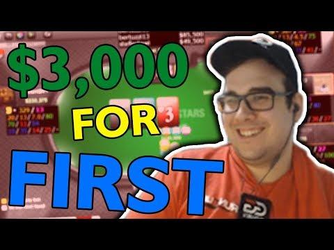 $11 Mini Monday 6-MAX FINAL TABLE! (on PokerStars)