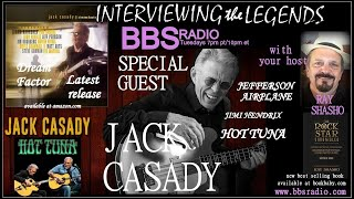 Jack Casady Talks Jefferson Airplane & Hot Tuna