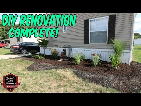 DIY Landscaping Overhaul Complete!! & Taking Care Of Mom
