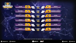 SAUDARA E-SPORTS VS Louvre - Arena Of Valor 1st Series IPWC