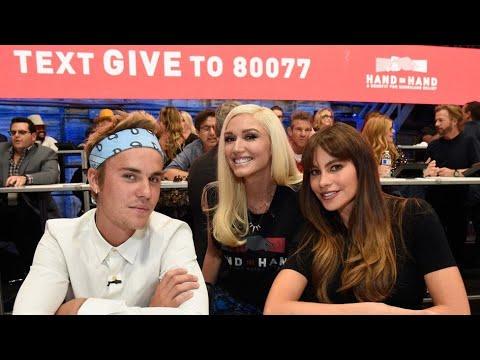 Justin Bieber, Nicki Minaj and George Clooney answer calls to help hurricane victims