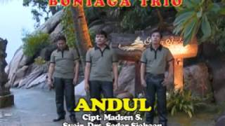 Boniaga Trio - Andul (Official Music Video)