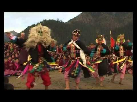 Bhutan Tourism Ad 2011.