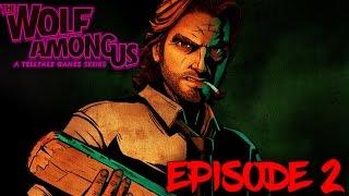 The Wolf Among us Episode 2! Smoke & Mirrors!