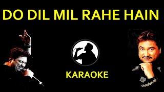 do dil mil rahe hain karaoke english