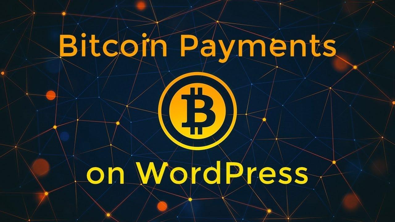 Wordpress accepts bitcoins hadjistyllis nicosia betting