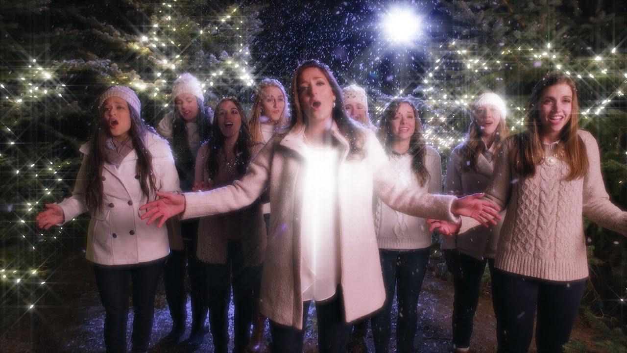 gloria angels we have heard on high byu noteworthy