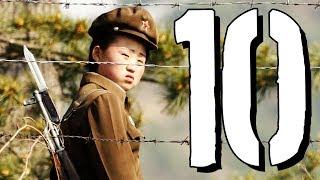 5 MROŻĄCYCH KREW ucieczek z Korei Północnej [TOPOWA DYCHA]