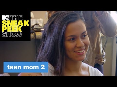 Briana Opens Up About Her Relationship w/ Javi | The Sneak Peek Show | MTV