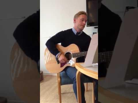 "Flyv Fugl Af Rasmus Seebach, Cover Thomas ""TJ"" Jacobsen"