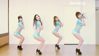"T-ARA - ""Number Nine"" Dance Cover by Waveya"
