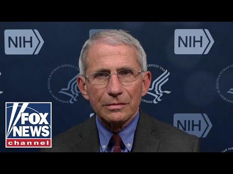 Dr. Fauci on criticism of coronavirus modeling