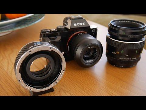 Review - Digital Medium Format On A Budget! - Kipon Baveyes MF Focal Reducer