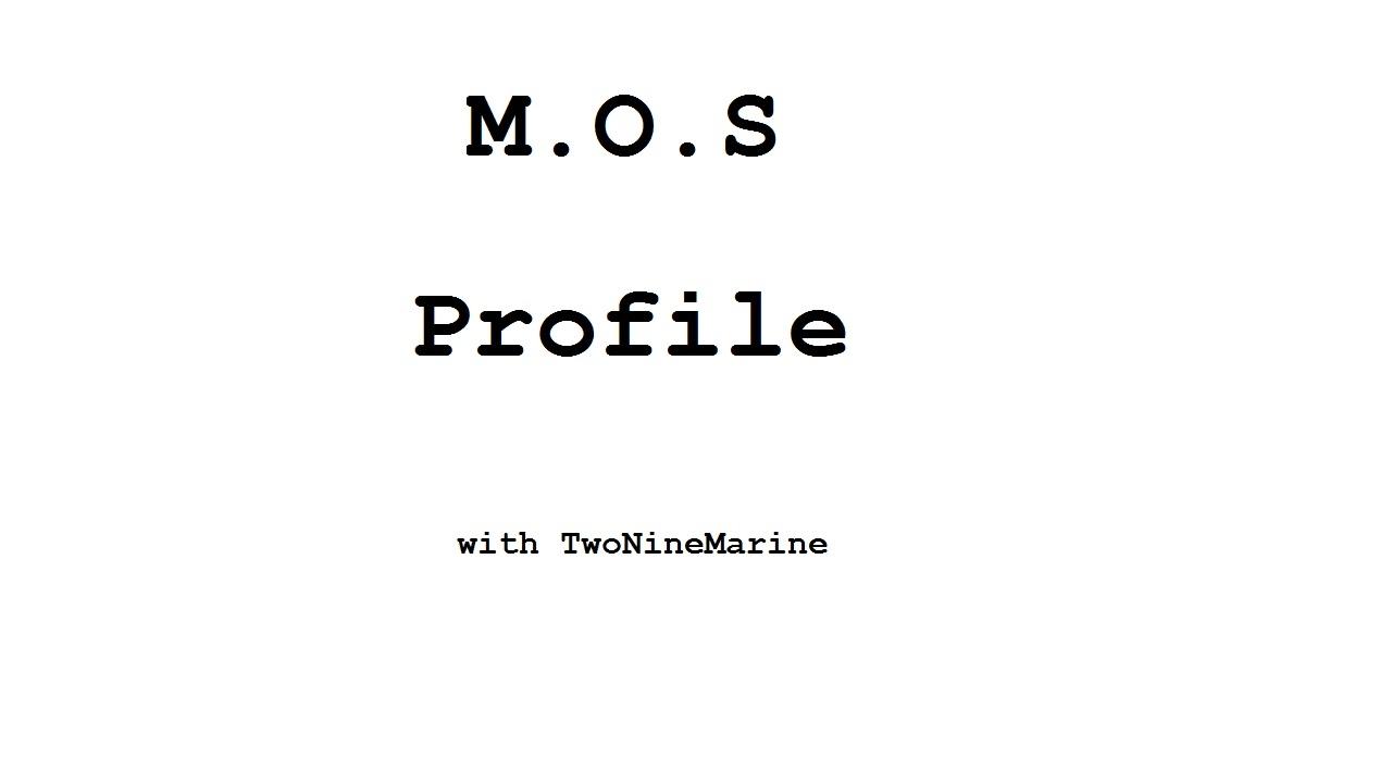 mos profile 2336 explosive ordinance disposal eod mos profile 2336 explosive ordinance disposal eod
