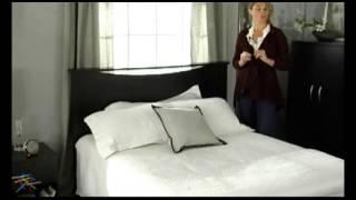 South Shore Canyon Headboard Bed Set 3159270
