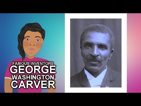 a biography of george washington carver a good innovator