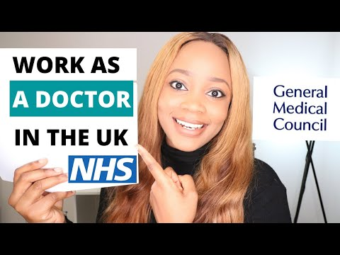 HOW TO BECOME A DOCTOR IN THE UK | International Medical Graduates