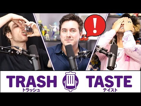 A Very Drunk Start to the New Year (ft. Abroad in Japan)   Trash Taste #30