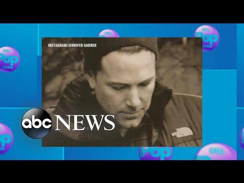 Jennifer Garner posts loving Fathers Day tribute to ex Ben Affleck