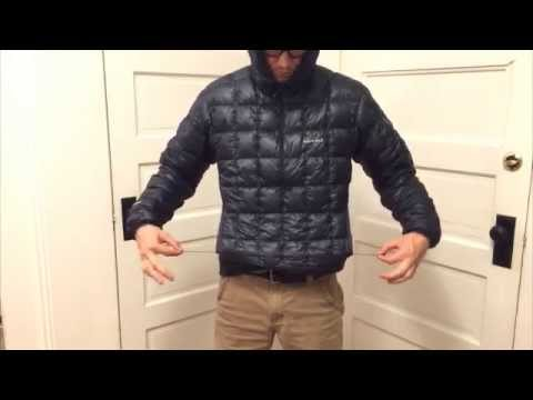 Review  Three Best Ultralight Down Jackets (Montbell   Mountain Hardwear) -  YouTube f611cc43a