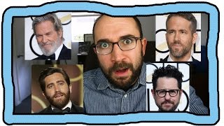 Beards Have Taken Over Hollywood!