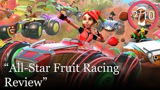 All-Star Fruit Racing Review  [PS4, Switch, Xbox One, & PC]