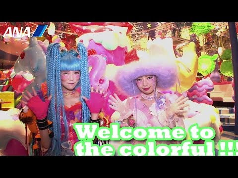 【Tokyo Guide Ep.2】HARAJUKU #tokyoextra #東京EXTRA