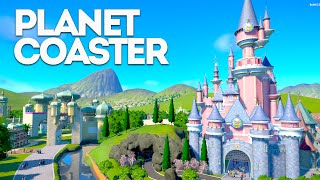 Planet Coaster Creations : THE DISNEYLAND PARIS PARK?!(Planet Coaster Creations featuring a Disneyland Paris remake! We're back for another plaent coaster ceations episode where again, I'm blown away by the ..., 2016-09-28T19:00:04.000Z)