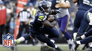 Every Christine Michael Run from Week 2 | 2016 NFL Preseason Highlights