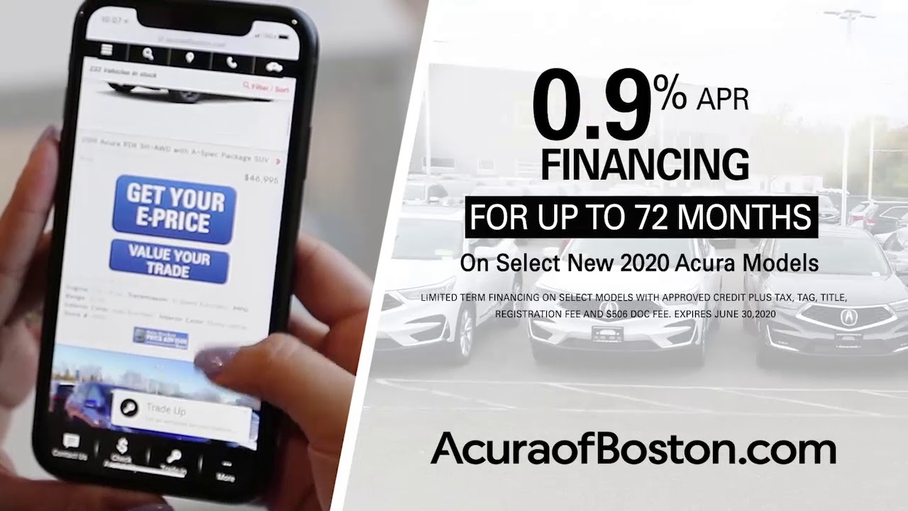 Acura Of Boston - June 2020