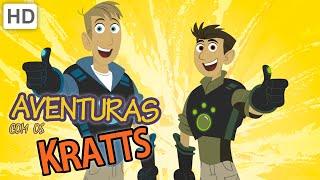 Aventuras com os Kratts (HD Português) - Compilation - Episódios Completos - 2 Horas! thumbnail