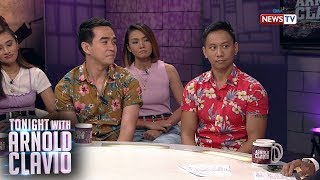 Tonight with Arnold Clavio: Same sex marriage, approve or disapprove?