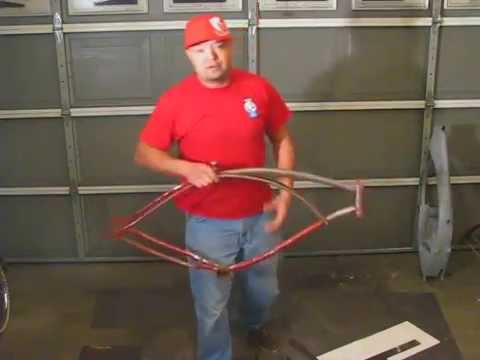 How To Build A Bad Ass Lowrider Bike / Beach Cruiser-INTRO Part-1