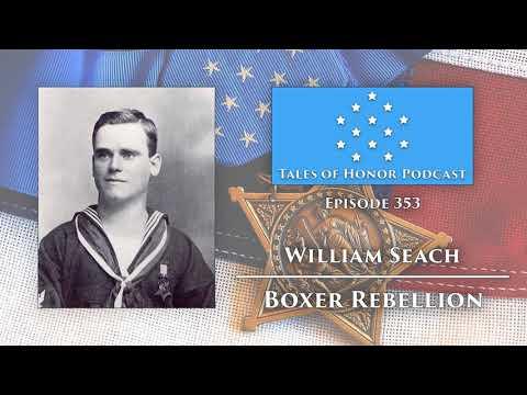 William Seach - Medal of Honor Recipient