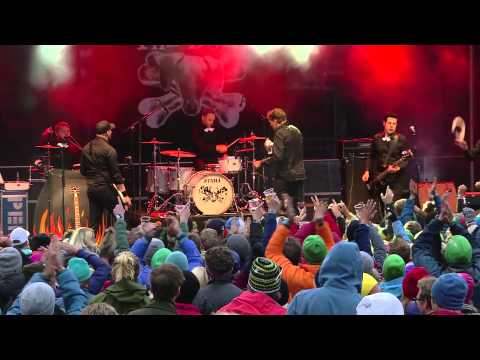 The Dogs - Stay Away From Her + Dont' Let Me Down (Live @Vinjerock 2015)