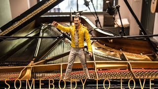 SOMEBODY TO LOVE - QUEEN - ♫ ♫ ♫ HD/HQ Piano Cover play by Ear