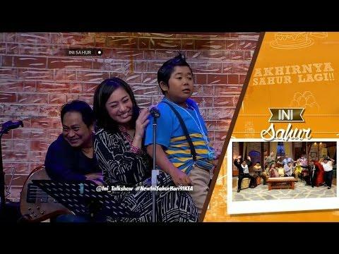 Ini Sahur 14 Juni 2016 Part 6/8 - Titi Kamal dan Kartika Putri
