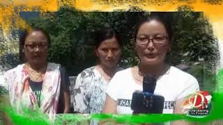 Darjeeling News Top Stories  15 August  2018 Dtv  namring ujwala pariwar