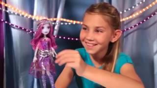 LEMUR.TOYS: Интерактивная кукла Монстер Хай Ари Хантингтон «Добро пожаловать в Школу Монстров»